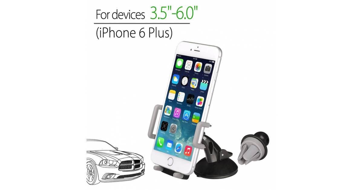 iPhoneiPad bilhållare fra Avantree | PÅ LAGER