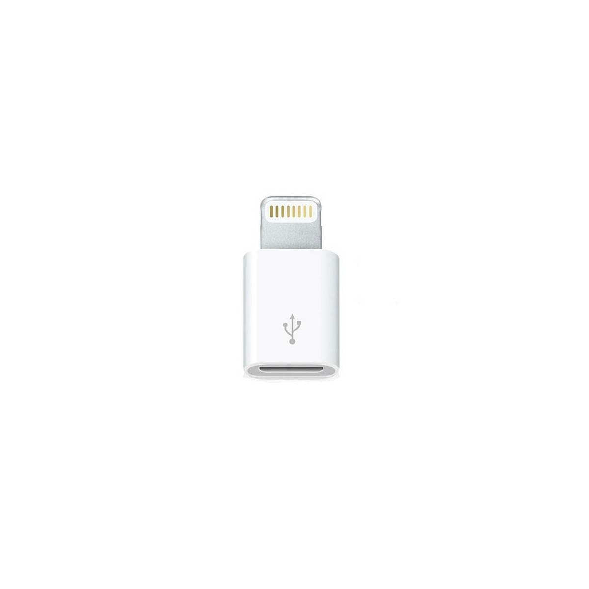 micro USB till Lightning kontakt Mackablar.se | PÅ LAGER