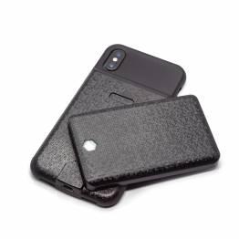 iPhone X Cover med 4000 mAh batteri på