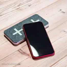 Xtorm trådlös Dual laddning QI pad Magic