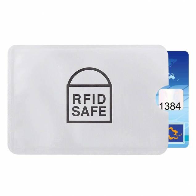 RFID/NFC blockerande ficka för kreditkort