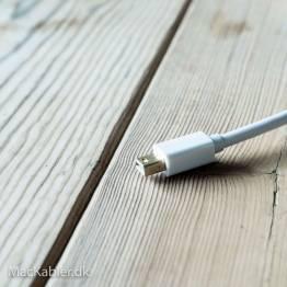 Moshi Mini Displayport till HDMI adapter (4k)