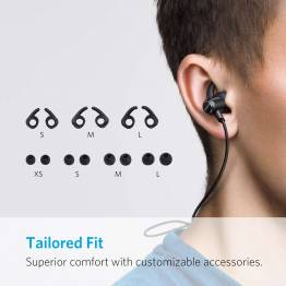Anker SoundBuds Slim Bluetooth sort