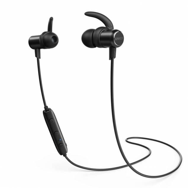 Anker SoundBuds Slim Bluetooth sort