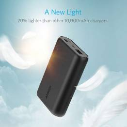 Anker PowerCore mini 3350 mAh powerbank sort