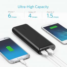 Anker PowerCore Speed 20000 mAh power bank Quick Charge 3.0 sort