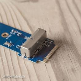 NGFF M.2 PCIe SSD Kort