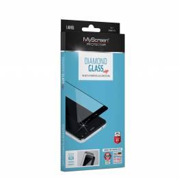 MyScreen Edge iPhone XR svart