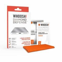 WHOOSH diamant försvar flytande skärmskydd