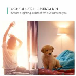 Eufy Lumos Smart glödlampor-tunable vit