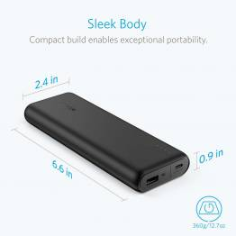 Anker PowerCore Speed 20.100mAh Powerbank m. 30W USB-C PD