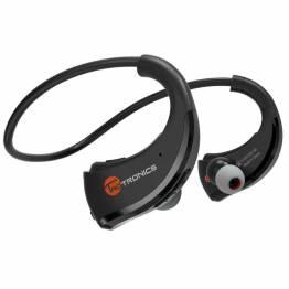 TaoTronics Bluetooth trådlös in-ear Sport hörlurar m. Hanger