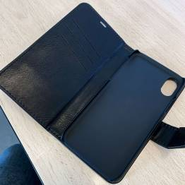 ITskins plånbok omslag för iPhone X/XS avtagbar magnet iPhone Cover