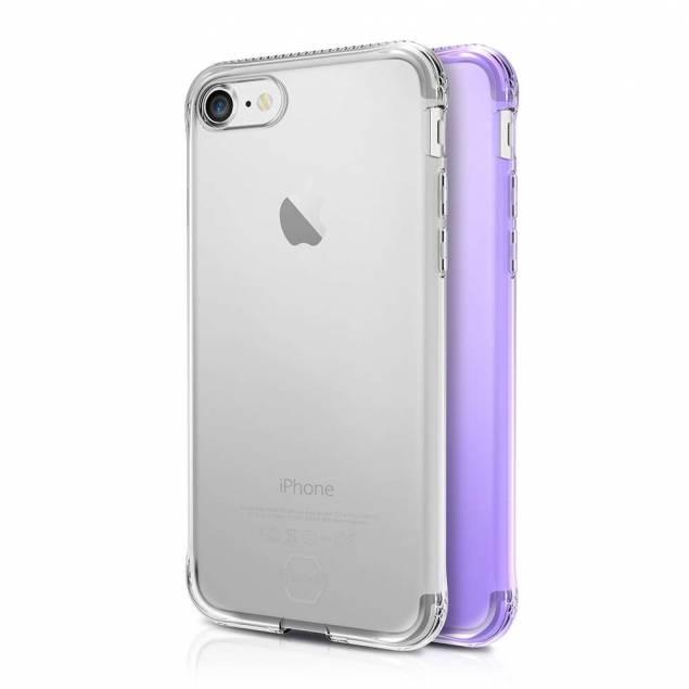ITSKINS Slim silikon Protect gel iPhone 6, 6s, 7 & 8 plus täcka dubbla 2x paket