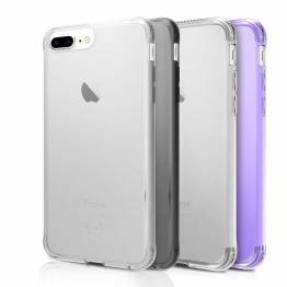 ITSKINS slim silikone Protect Gel iPhone 6, 6s, 7 & 8 plus cover dobbelt 2x pakke