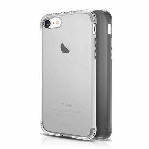 ITSKINS slim silikone Protect Gel iPhone 7 & 8 plus cover dobbelt 2x pakke