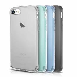 ITSKINS Slim silikon Protect gel iPhone 7 & 8 plus täcka dubbla 2x paket