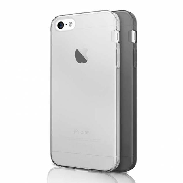 ITSKINS Slim silikon Protect gel iPhone 5/5s/se täcka dubbla 2x paket