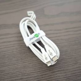 MFi USB-C til Lightning kabel by Mackabler