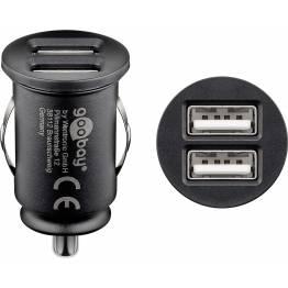 HAWEEL Dual USB billaddare