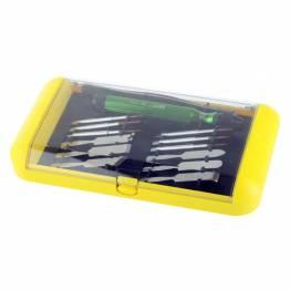 Skruv drivrutins uppsättning för iPhone, iPad och Mac