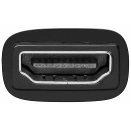 HDMI till DVI-adapter
