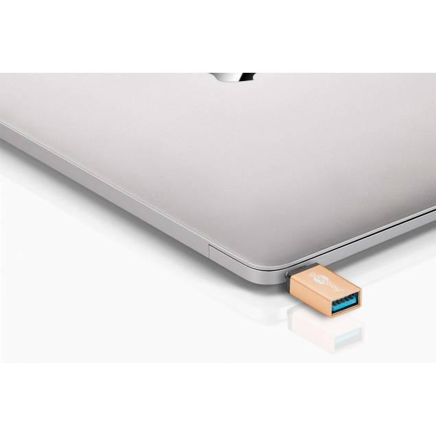 USB-C 3,1 till USB 3,0 hon