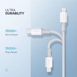 Ugreen USB-C til Lightning kabel 1m