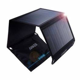 Anchor Powerport Solar Panel 21W 2-portar svart