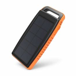 RAVPower Solar 15 000 mAh solceller och Power Bank