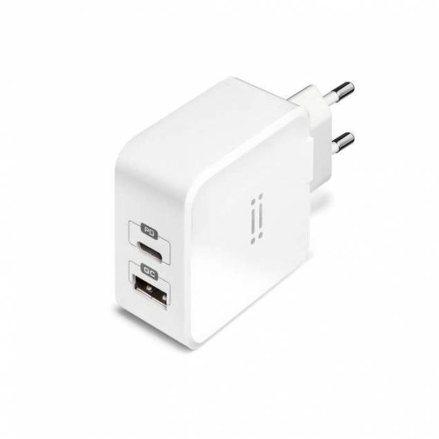 M7 iPhoneiPad USB laddare 2x12W 15W totalt