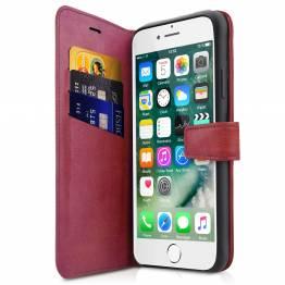 ITSKINS bokomslag för iPhone 6/6S/7/8 röd