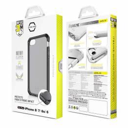 Supreme Clear iPhone 6/6S/7/8 omslag från ITSKINS