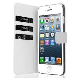 ITSKINS bokomslag till iPhone 5/5. Vit