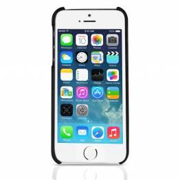 ITSKINS Eco Läderfodral till iPhone 5/5. Svart
