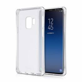 ITSKINS Cover för Samsung Galaxy S9 transparent