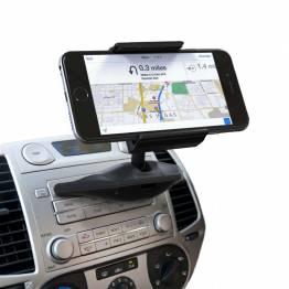 Satechi Universal mobilhållare-monterad i öppningen till bilen CD-spelare!