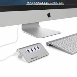 Satechi USB 3.0 Hub of aluminum - 4 ports