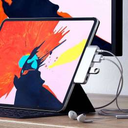 Satechi USB-C Mobile Pro Hub-den perfekta följeslagaren till din nya iPad Pro