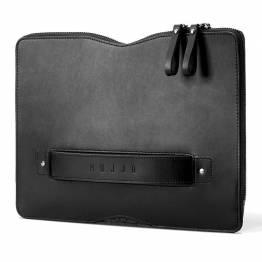 Mujjo carry-on Folio ärm för 12-tums MacBook, svart