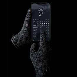 Mujjo dubbla lager touchscreen handskar-extra varma touch handskar!