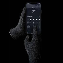 Mujjo Single-lager touchscreen handskar-Håll dig varm, snygg och ansluten