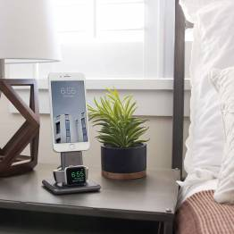 Twelve South HiRise Duet - Combined charging stand til iPhone and Apple Watch