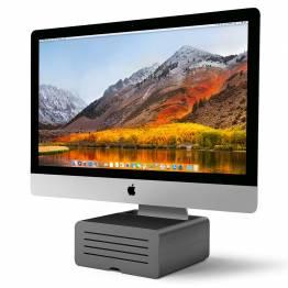 Tolv South HiRise Pro för iMac eller display-en Autopstenhoj upplyftande erfarenhet