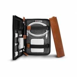 Twelve South Journal Cpappsäck-kompakt bärare för din MacBook laddare
