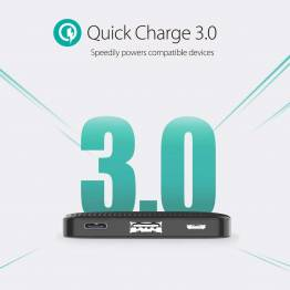 Ravpowerblade serien 10 000 mAh USB-C PD 18W Power Bank