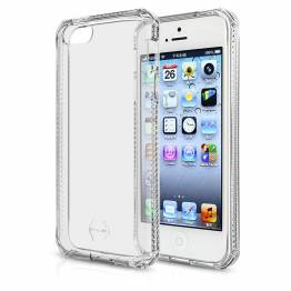 ITSKINS Cover för iPhone 5 transparent