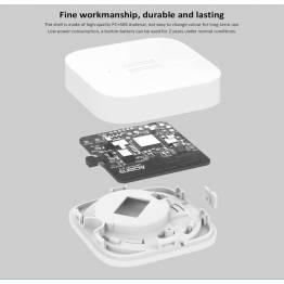 Aqara vibrations sensor med HomeKit