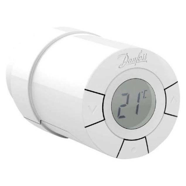 NorthQ Danfoss Living ansluta termostat