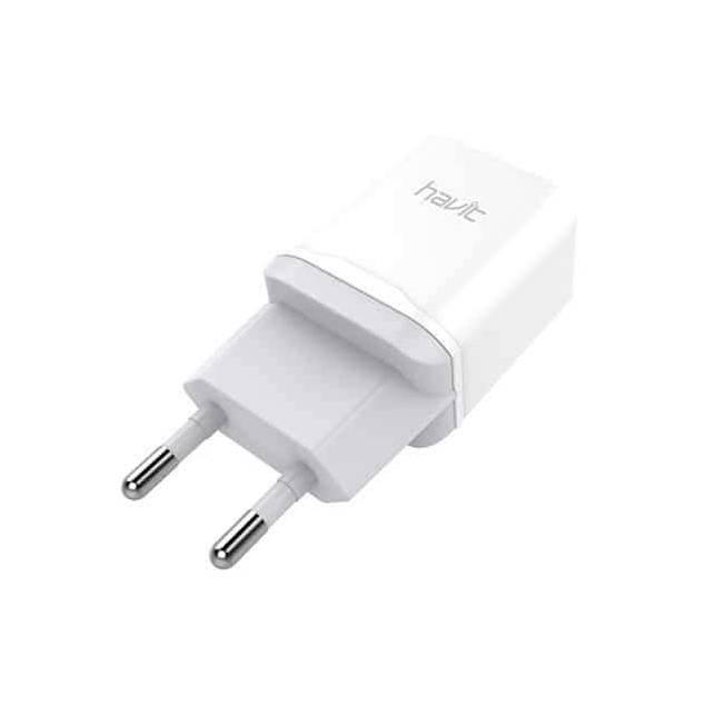 Havit iPhoneiPad USB x2 oplader (12W)